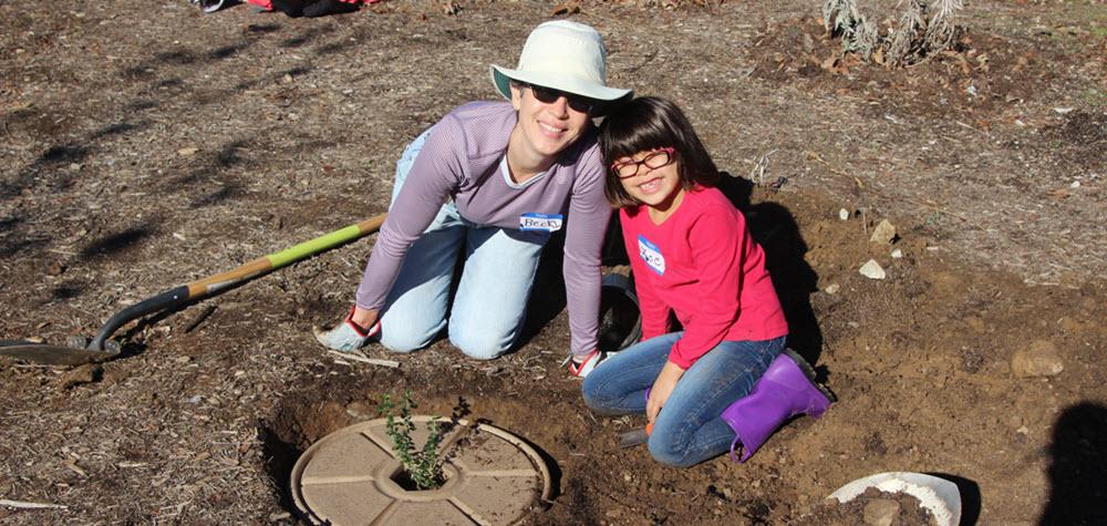 Peck Water Conservation Park Volunteers