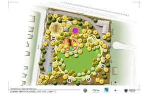 Gibson Mariposa Park Design Concept