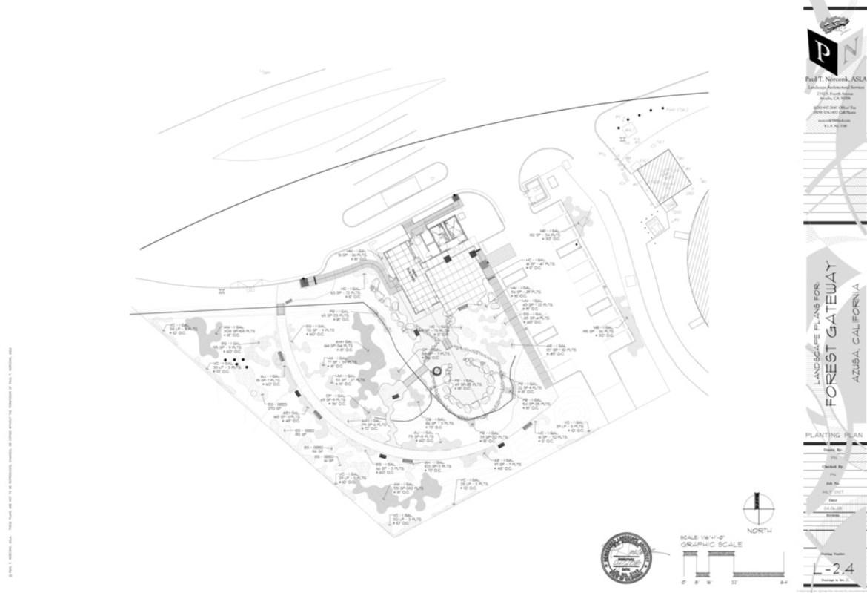 San Gabriel Mtns. Gateway Park Design