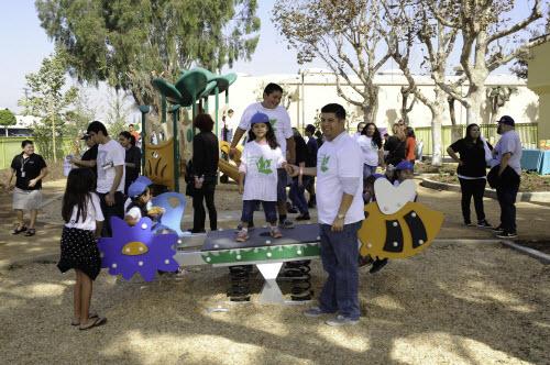 Mini Center Tot Park Celebration