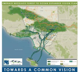 Emerald Necklace Vision Map