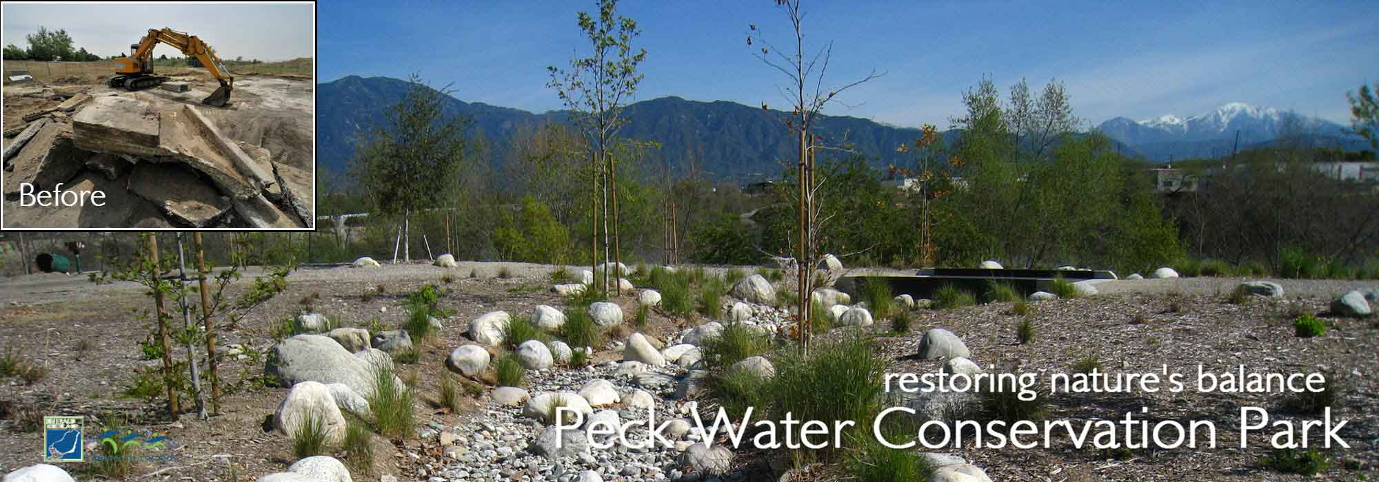 Peck Water Conservation Park