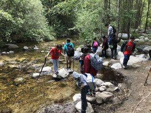 San Gabriel Mountains Mtn. View School-May2018