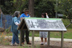 Rio Vista Park and Trail History Interpretive Signage