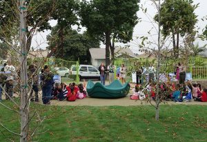 Pixley Park Opening event