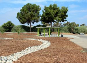 Hollydale Park - picnic area