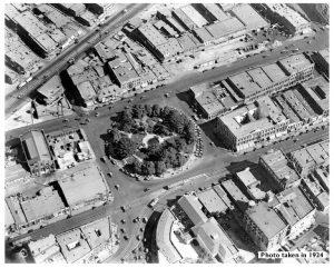 La Plaza_Historic Photos_Taken_1924